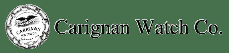 Carignan Watch Company Logo
