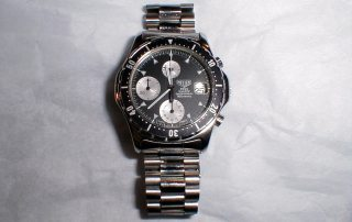 Tag Heuer Watch Repair