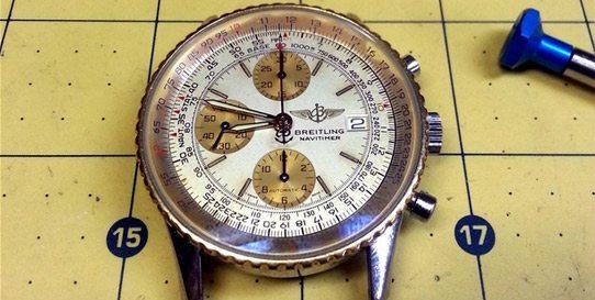 We repair luxury watches