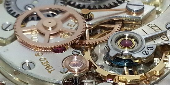 We sell vintage watch parts